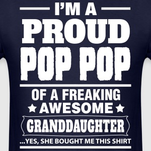 Proud Pop Pop.... T-Shirts - Men's T-Shirt