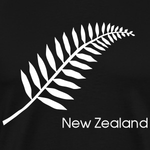 New Zealand spring Shirt - Men's Premium T-Shirt