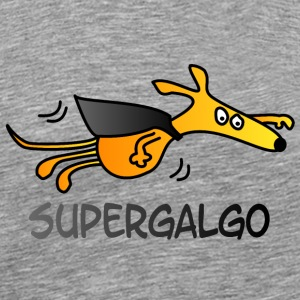Super Galgo T-Shirts - Men's Premium T-Shirt