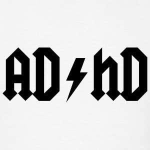 Punk - AC/DC Style T-SHIRT - Men's T-Shirt