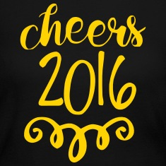 CHEERS 2016 - GOODBYE 2015 Long Sleeve Shirts