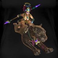 Design ~ Smite Awilix Women's T-shirt