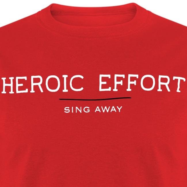 Heroic Effort (m)