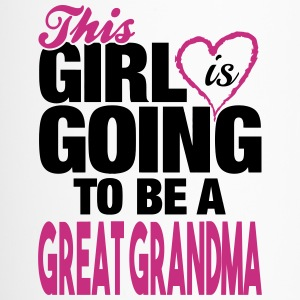 This Girl Is Going to Be A Great Grandma Mugs & Drinkware - Travel Mug