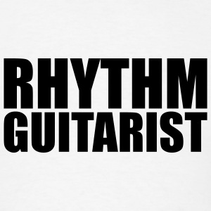 Band T-shirt - Rhythm Guitarist T-SHIRT - Men's T-Shirt