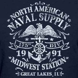 Naval Supply - Women's T-Shirt