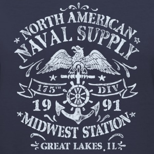 Naval Supply - Women's V-Neck T-Shirt