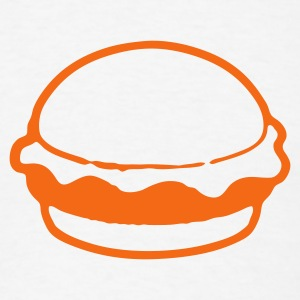 Hamburger T-SHIRT - Men's T-Shirt