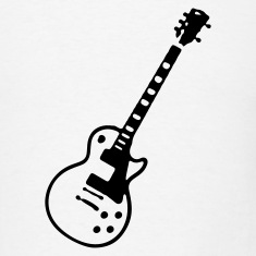 Les Paul Guitar T-SHIRT