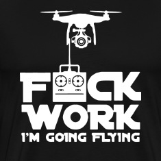 Quadcopter Funny T-Shirt