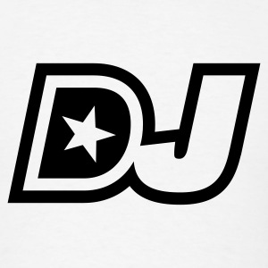 Original Grafitti DJ Logo T-SHIRT - Men's T-Shirt