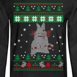 Bunny Christmas - Men's Long Sleeve T-Shirt
