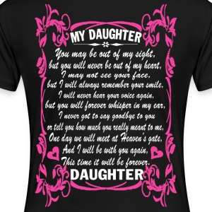 I love my daughter - Women's Premium T-Shirt