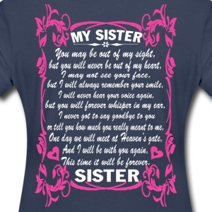 I love my sister - Women's Premium T-Shirt