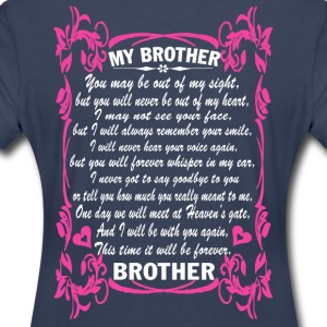 I love my brother - Women's Premium T-Shirt