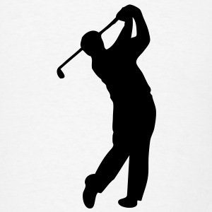 golfer T-SHIRT - Men's T-Shirt