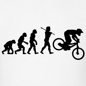 mb00  new mtb evolution downhill T-SHIRT - Men's T-Shirt