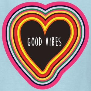 good vibes - Kids' T-Shirt