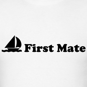 sa14 first mate T-SHIRT - Men's T-Shirt