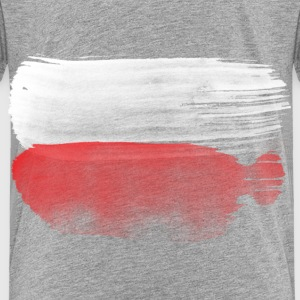 poland flag polska Baby & Toddler Shirts - Toddler Premium T-Shirt