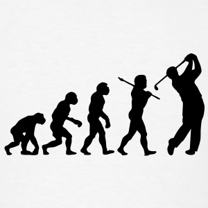 golf evolution 02 T-SHIRT - Men's T-Shirt