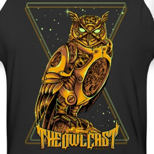 MechanicOwl - Baseball T-Shirt