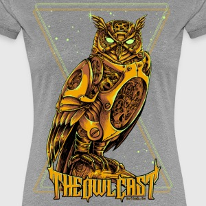 MechanicOwl - Women's Premium T-Shirt