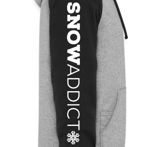 Snow Addict - Colorblock Hoodie
