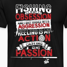Fishing Funny T-Shirt