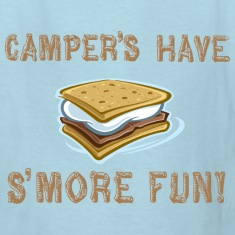Camper's Have Smore Fun! Kids' Shirts