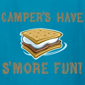 Camper's Have Smore Fun! Kids' Shirts - Kids' T-Shirt