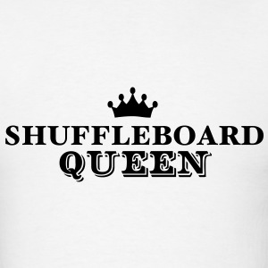 shuffleboard queen T-SHIRT - Men's T-Shirt