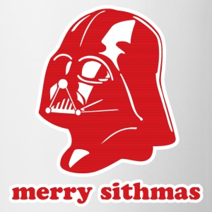 Darth Vader Merry Sithmas Mugs & Drinkware - Coffee/Tea Mug