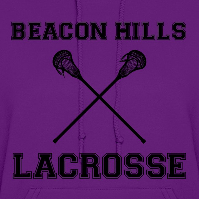 Lacrosse Tate Front & Back