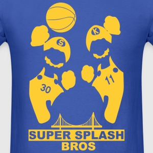 Super Splash Bros T-shirt - Men's T-Shirt