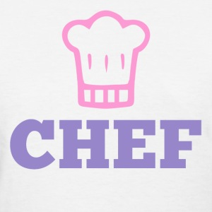 chef Women's T-Shirts - Women's T-Shirt