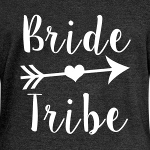 Bride Tribe Bridesmaid - Women's Wideneck Sweatshirt