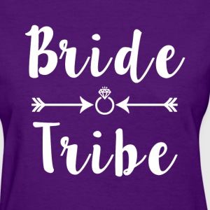 Bride Tribe Bridesmaid - Women's T-Shirt