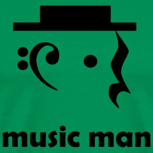 music man - Men's Premium T-Shirt