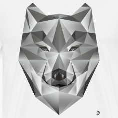 AD Grey Wolf T-Shirts
