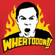 Design ~ The Big Bang Theory: Wheaton