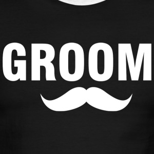 Groom - Men's Ringer T-Shirt