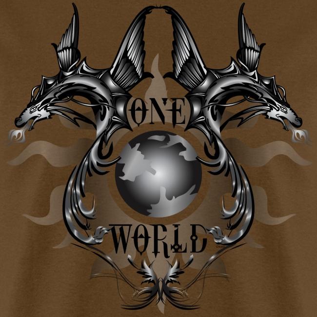 One World - Mens Standard Tshirt