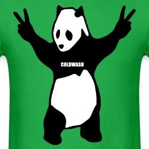 PEACE PANDA - Men's T-Shirt