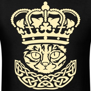 The cat king T-Shirts - Men's T-Shirt