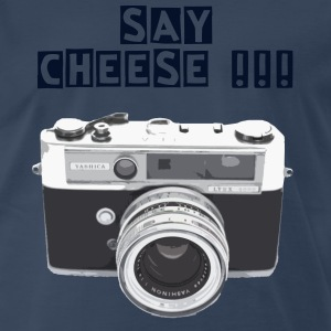 Say Cheese! Yashica - Men's Premium T-Shirt