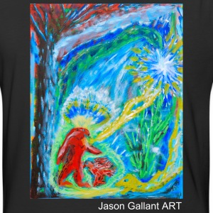 The Initiation, art by Jason Gallant T-Shirts - Baseball T-Shirt