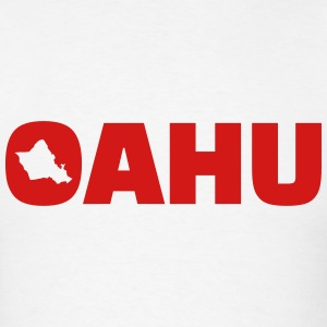 Oahu T-Shirts - Men's T-Shirt