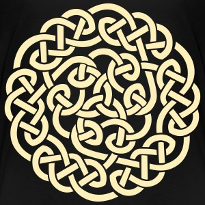 Complex celtic design circle Baby & Toddler Shirts - Toddler Premium T-Shirt