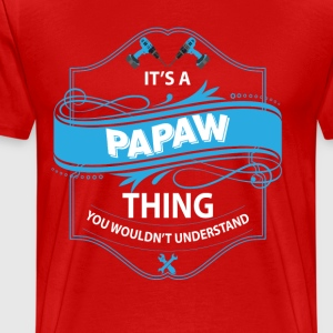 It's a Poppie thing  T-Shirts - Men's Premium T-Shirt